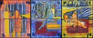 Triptychon, Mona, Ibiza