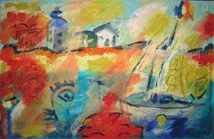 Hopper LongLeg Acrylic