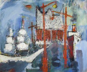 Elbphilharmonie Acrylic Hamburg